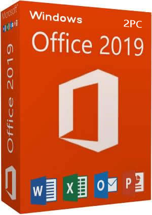 office pro plus 2019 for windows 2台用 アカウント関連付け可能 プロダクトキー ダウンロード可